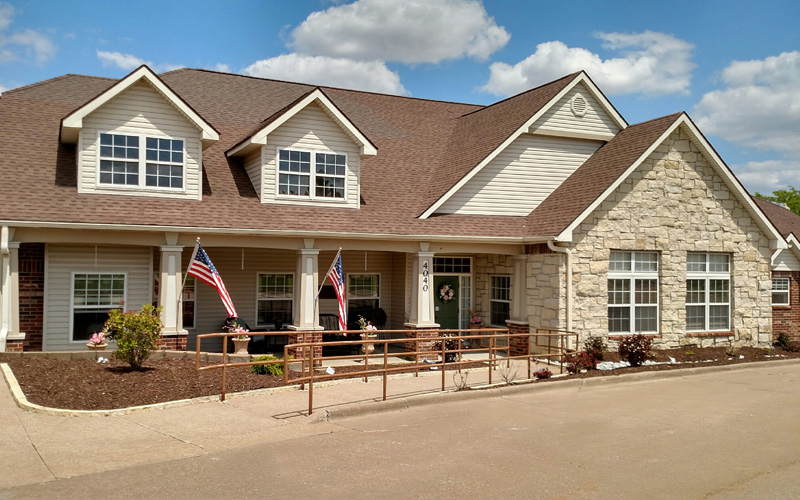 Assisted Living and Memory Care of Davenport IA