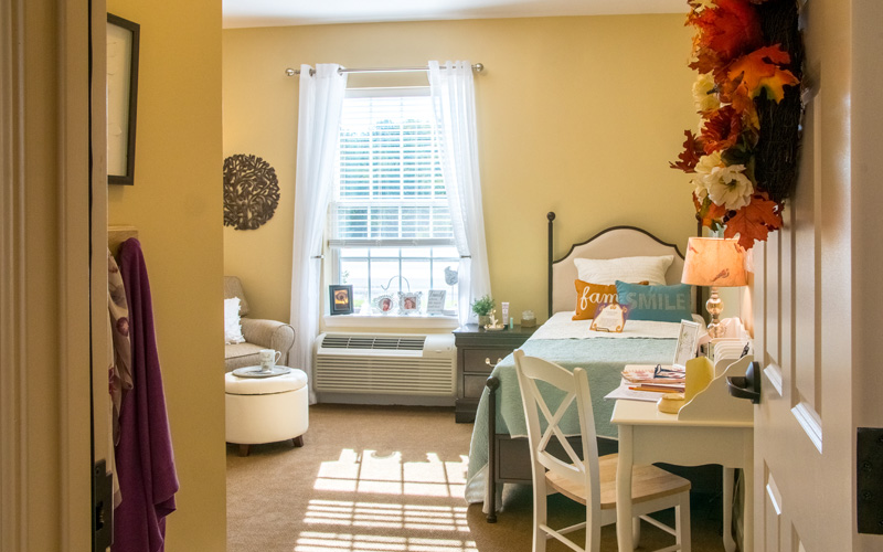 Mary Bs Model Apartment