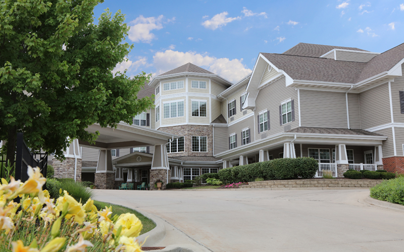 Assisted Living St Charles Il Bickford Senior Living