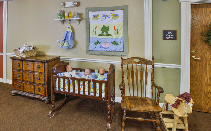 Memory Care Baby Lifesong Station
