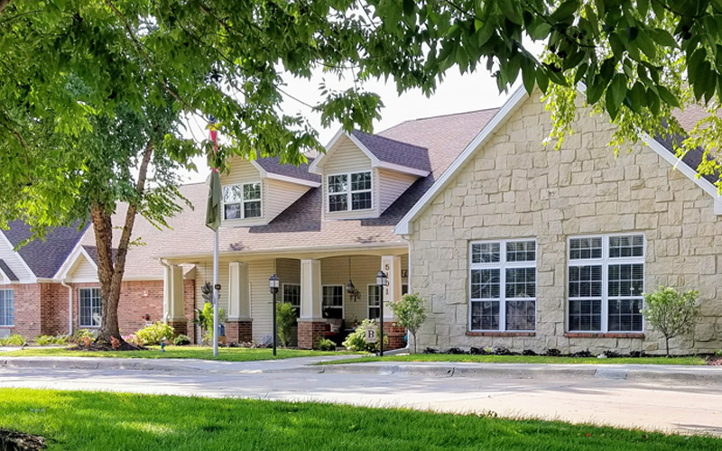 Assisted Living of Cedar Falls IA