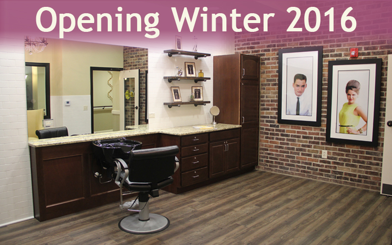 Future Buzz Cuts and Beehives Salon